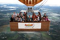 20120712 July 12 Hot Air Balloon Cairns