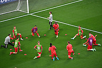 ST PETERSBURG, RUSSIA - JUNE 12 :  illustration image showing the Belgian Red Devils pictured before the 16th UEFA Euro 2020 Championship Group B match between Belgium and Russia on June 12, 2021 in St Petersburg, Russia, 12/06/2021 <br /> Photo Photonews / Panoramic / Insidefoto <br /> ITALY ONLY