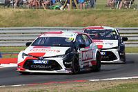Rounds 3,4 & 5 of the 2020 British Touring Car Championship. #23 Sam Smelt. Toyota Gazoo Racing UK. Toyota Corolla GR Sport.