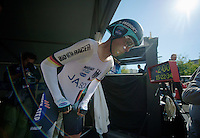 Road World Championships 2012.Individual Time Trial