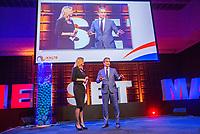 Rotterdam, Netherlands, December 16,  2017, Topsportcentrum,  KNLTB Jaarcongres, Mark Koevermans<br /> Photo: Tennisimages/Henk Koster