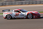 Eric CUrran (31), Driver of Marsh Racing Corvette in action during the Grand Am of the Americas, Rolex race at the Circuit of the Americas race track in Austin,Texas...