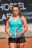 August 6, 2014, Netherlands, Rotterdam, TV Victoria, Tennis, National Junior Championships, NJK,  Gabriella Mujan (NED)<br /> Photo: Tennisimages/Henk Koster