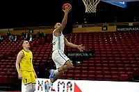 11-05-2021: Basketbal: Donar Groningen v Den Helder Suns: Groningen,  score Donar speler Davonte Lacy