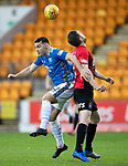 St Johnstone v Kilmarnock…24.11.18…   McDiarmid Park    SPFL<br />Tony Watt and Stephen O'Donnell<br />Picture by Graeme Hart. <br />Copyright Perthshire Picture Agency<br />Tel: 01738 623350  Mobile: 07990 594431
