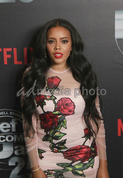 "10 September 2017 - Beverly Hills, California - Vanessa Simmons. Netflix ""Def Comedy Jam 25"" held at The Beverly Hilton. Photo Credit: Theresa Bouche/AdMedia"