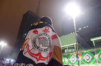São Paulo, SP, 04 DE DEZEMBRO 2011 – COMEMORAÇÕES DO BRASILEIRÃO – Na noite do domingo (04), muitos torcedores do Corinthians se reuniram na Av. Paulista para comemorar a comquista do Campeonato Paulista, que ocorreu no jogo do mesmo dia contra o Paumeiras. (FOTO: CAIO BUNI / NEWS FREE).