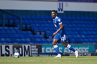 Aristote Nsiala of Ipswich Town in action during Ipswich Town vs Wigan Athletic, Sky Bet EFL League 1 Football at Portman Road on 13th September 2020
