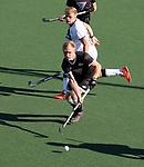 Charl Ulrich. Men's North v South hockey match, St Pauls Collegiate, Hamilton, New Zealand. Saturday 17 April 2021 Photo: Simon Watts/www.bwmedia.co.nz