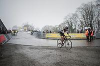 Loes Sels (BEL/Telenet-Fidea) <br /> <br /> UCI Cyclocross World Cup Namur/Belgium 2016