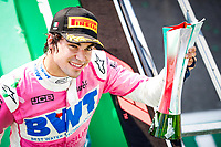 6th September 2020; Autodromo Nazionale Monza, Monza, Italy ; Formula 1 Grand Prix of Italy, Race Day;  18 Lance Stroll CAN, BWT Racing Point F1 Team