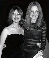 Marlo Thomas, Gloria Steinem 1980 Photo By John Barrett/PHOTOlink