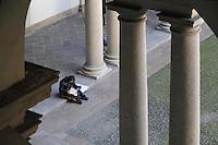 - Milano, Accademia di belle Arti di Brera<br /> <br /> - Milan, the Brera Academy of Fine Arts