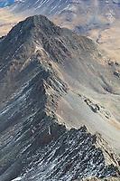 Matterhorn-Wetterhorn ridgeline from the summit of Wetterhorn