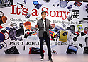 """It's a Sony exhibition"" in Tokyo"