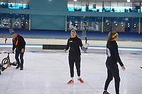 IJSSPORTEN: HEERENVEEN: 16-11-2018, IJsstadion Thialf, ICE BIKE Clinic Thialf 161118