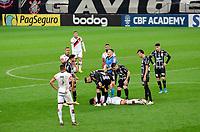 São Paulo (SP), 30/05/2021 - CORINTHIANS-ATLÉTICO-GO - Corinthians e Atlético-GO, a partida é válida pela primeira rodada do Campeonato Brasileiro 2021, Neo Química Arena, domingo (30).