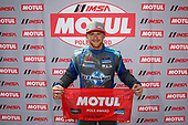 Motul Pole Award winner #37 LA Honda World Racing Honda Civic TCR, TCR: Shelby Blackstock