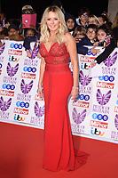 Carol Vorderman <br /> at the Pride of Britain Awards 2017 held at the Grosvenor House Hotel, London<br /> <br /> <br /> ©Ash Knotek  D3342  30/10/2017