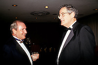 Andre Bureau, Francis Fox - May 1992<br /> file photo