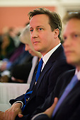 David Cameron, Citizens UK General Election Assembly, Central Hall, Westminster, London.