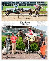 Mr. Rover winning at Delaware Park on 6/12/13