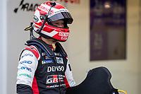 Kazuki Nakajima, #8 Toyota Gazoo Racing Toyota GR010 - Hybrid Hypercar, 24 Hours of Le Mans , Group Photo, Circuit des 24 Heures, Le Mans, Pays da Loire, France