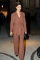 Irina Shayk<br /> Parigi 22/01/2020<br /> Settimana della moda di Parigi <br /> Moda Donna - Giorgio Armani Ospiti <br /> Photo Gwendolin Le Goff/Panoramic/Insidefoto <br /> Italy Only