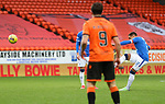 13.12.2020 Dundee Utd v Rangers: James Tavernier scores from a free-kick