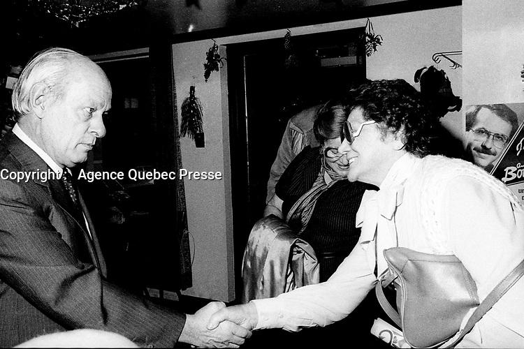 File Photo - Rene Levesque