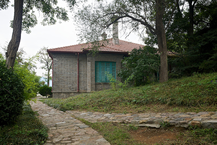 Consular Office Annex (Rear View), Yantai (Chefoo).