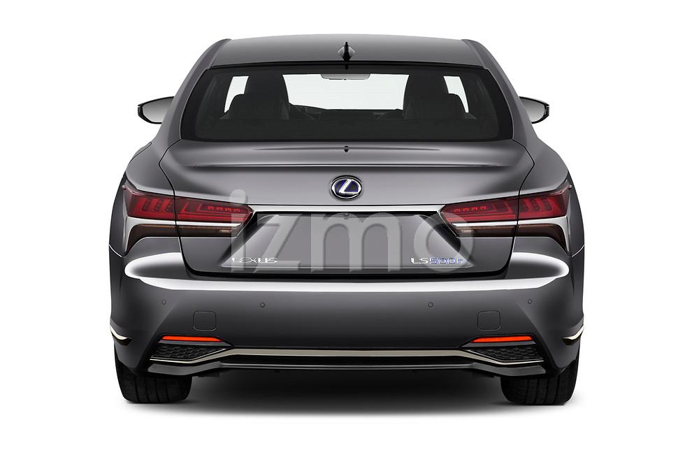 2018 Lexus LS F Sport 4 Door Sedan stock images