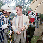 "Chaps - Retro socializing in London. 2009. The Chap Olympiad 2009. The Chap Olympiad is an annual event held in central London by the Chap magazine, it allows assorted retro socialisers a place to gather for a day. ""Atters"" the official Mascot of the Chap magazine, is conversing with fellow chap Will."