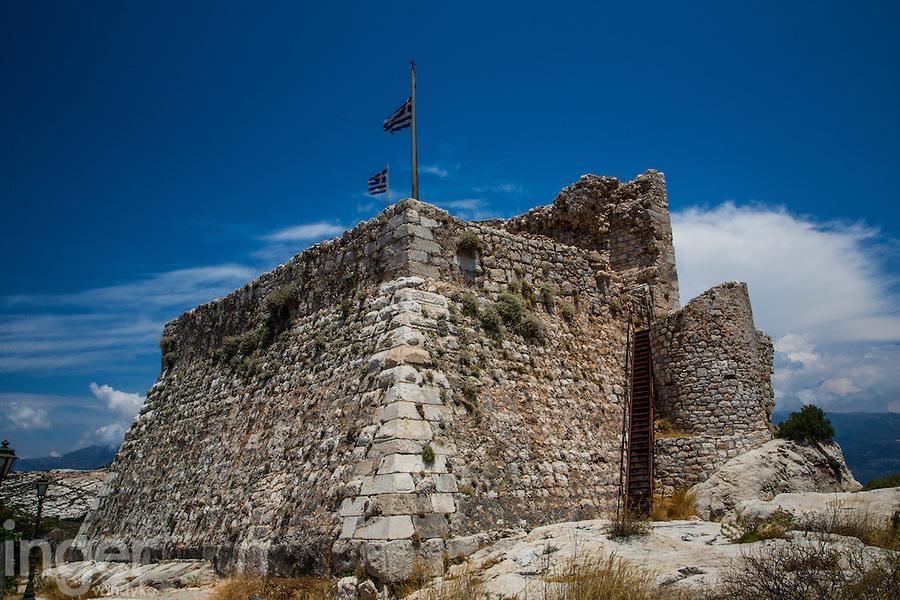 The Castle of the Knights of St John, Kastellorizo, Greece