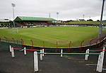Glentoran v St Johnstone…. 09.07.16  The Oval, Belfast  Pre-Season Friendly<br /><br />Picture by Graeme Hart.<br />Copyright Perthshire Picture Agency<br />Tel: 01738 623350  Mobile: 07990 594431