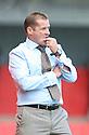 Stevenage manager Graham Westley<br />  Stevenage v Oldham Athletic - Sky Bet League 1 - Lamex Stadium, Stevenage - 3rd August, 2013<br />  © Kevin Coleman 2013