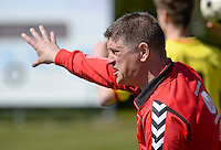 KFC Lichtervelde - KVC Ardooie :  Ardooie coach Dave Van Moerkercke <br /> Foto VDB / Bart Vandenbroucke