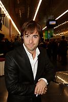 Montreal (Qc) CANADA, September 9, 2007 -<br /> Sebastien Benoit<br /> Gala des Gemeaux, Palais des Congres de Montreal.