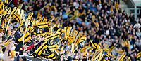 Photo: Richard Lane/Richard Lane Photography. Wasps v Leicester Tigers. Aviva Premiership. Semi Final. 20/05/2017. Wasps supporters.