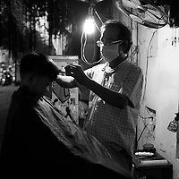 street photography in Ho Chi Minh City, Vietnam <br /> <br /> PHOTO : Roussel Fine Art Photo
