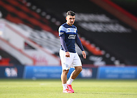 17th October 2020; Vitality Stadium, Bournemouth, Dorset, England; English Football League Championship Football, Bournemouth Athletic versus Queens Park Rangers; Ilias Chair of Queens Park Rangers warms up