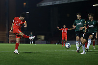 Ruel Sotiriou of Leyton Orient goes close during Leyton Orient vs Plymouth Argyle, Caraboa Cup Football at The Breyer Group Stadium on 15th September 2020
