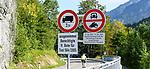 Regionales Fahrverbot in Tirol