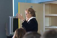 English Literature teacher, state Secondary School