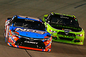 NASCAR XFINITY Series<br /> Virginia529 College Savings 250<br /> Richmond Raceway, Richmond, VA USA<br /> Friday 8 September 2017<br /> Kyle Busch, NOS Energy Drink Toyota Camry and Brad Keselowski, Fitzgerald Glider Kits Ford Mustang<br /> World Copyright: Russell LaBounty<br /> LAT Images