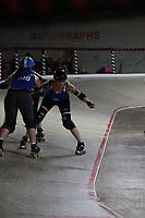 Penn Jersey She Devils vs DC Roller Girls Capitol Offenders 10-8-16