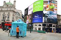 JUL 4 London Covid-19 Prevention measures