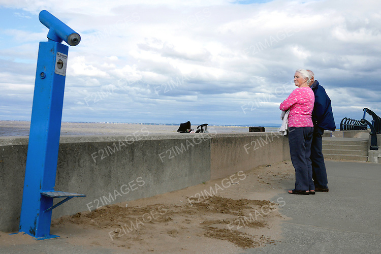 Southport 3.2.15. Making the most of one of the last days of the holidays on a blustery afternoon in Southport.
