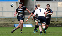 Wednesday 6th March 2019 | Ulster Schools Cup - Semi Final 2<br /> <br /> Peter McRoberts during the Ulster Schools Cup semi-final between MCB and Wallace High School at Kingspan Stadium, Ravenhill Park, Belfast, Northern Ireland. Photo by John Dickson / DICKSONDIGITAL