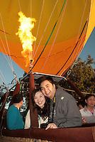 20120407 April 07 Hot Air Balloon Cairns